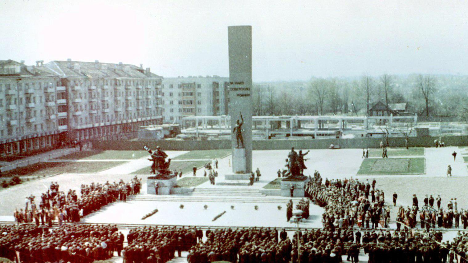 Строительство здания краеведческого музея
