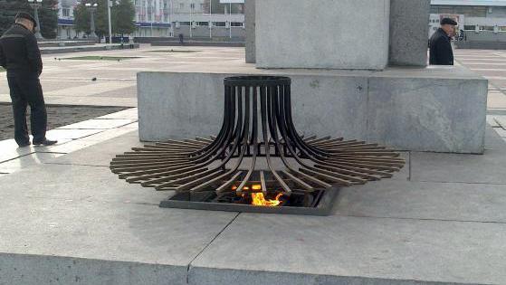 Модернизирован Вечный огонь