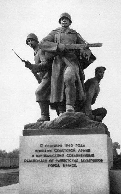 """конец 1960-х гг. © из альбома Аболиной Р. Я. """"А. Файдыш-Крандиевский"""" (1969)"""