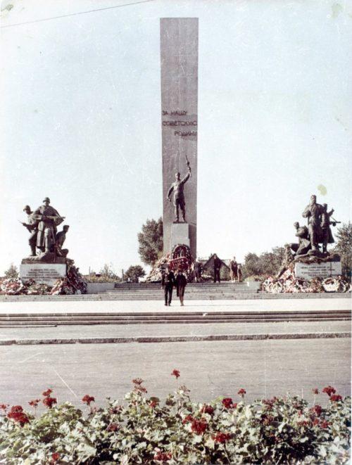 """сентябрь 1966 г. © из коллекции """"Брянск глазами разных поколений"""""""