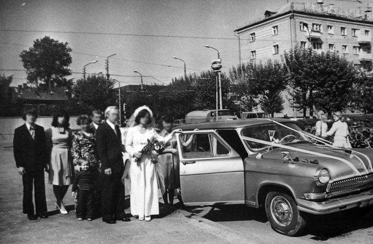 1978 г. © Фото из архива Т. Позняковой