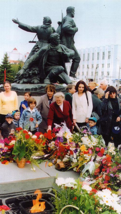 """1990-е гг. © из альбома """"Брянщина XX в. (2003)"""